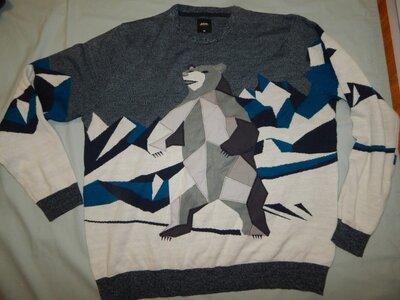 свитер мужской модный р2XL