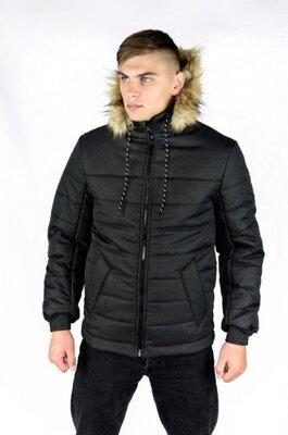 Куртка зимняя Alaska черная