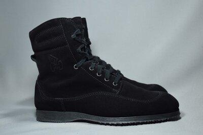Hogan ботинки мужские женские кожаные. Италия. Оригинал. 41-42 р./27.5 см.