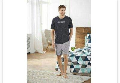 Классная мужская пижама или летний костюм Livergy Германия, футболка шорты