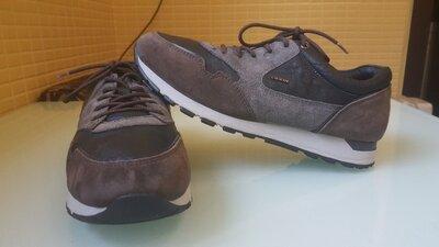 Мегаудобные мужские спортивные туфли-крассовки Geox original