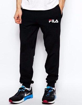 спортивные штаны логотип FILA