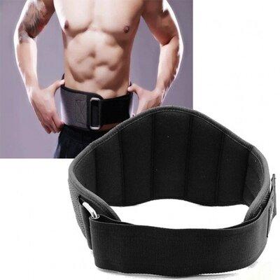 Утяжелительный ремень для фитнеса Profi 3 кг