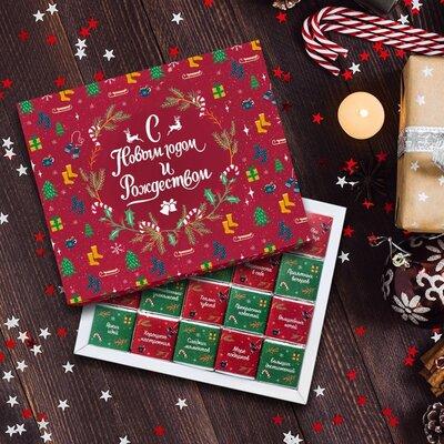 Продано: Шоколадный набор Новогодний 100г