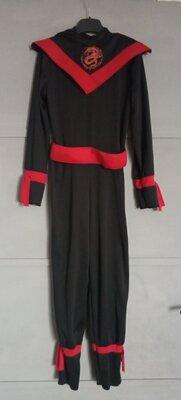 Карнавальный костюм. костюм на хэллоуин. ниндзя . дракон