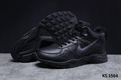 Nike ZooM Air Span черные Зима