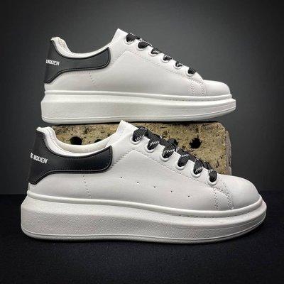 Мужские кроссовки maq white - b