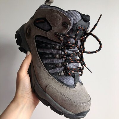 Продано: Трекинговые ботинки Peaks by Hi-Tec размер 41.