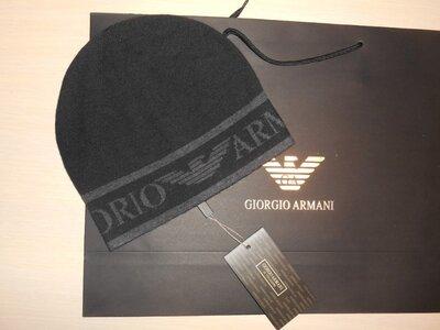 Шапка мужская фирменная Armani, Италия