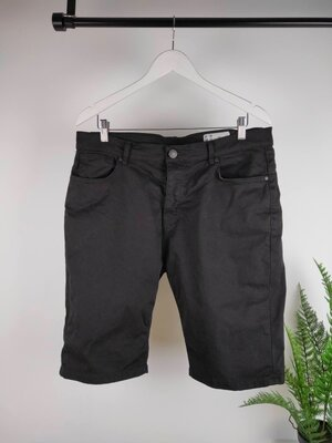 Черные шорты от Denim Co