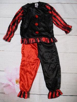 Карнавальный костюм клоун на Хэллоуин