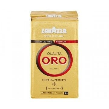 Продано: Кофе Lavazza Qualita Oro Молотый , 250г