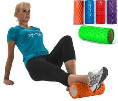 Валик массажный для спины и ног OSPORT. Тех 1602