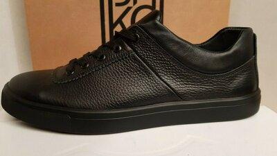 Мужские кожанын туфли осень-весна, демисезонные,классика,черные