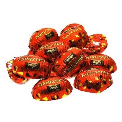 Wawel шоколадные конфеты с кусочками вафель