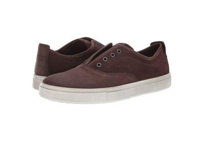 Сникерсы туфли слипоны кеды мокасины кожаные экко ecco mens kyle cvo sneaker оригинал