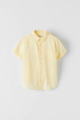 Рубашка Zara на 9-10 и 11-12 лет