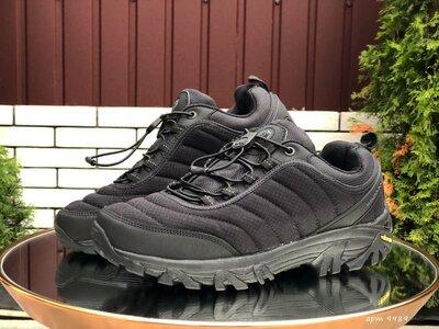 Зимние мужские кроссовки Merrell термо, черные, зима