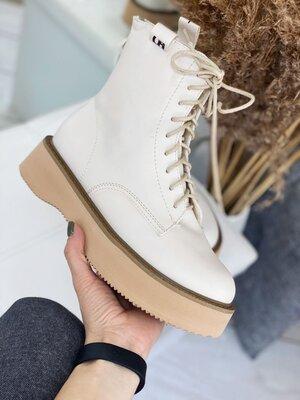 Стильные зимние ботинки. Снова в наличии мех 36-41 р