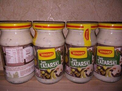 Соус Winiary Татарский