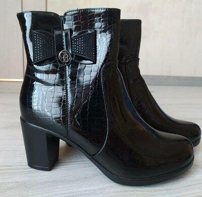 Продано: Ботинки женские осень демисезонные