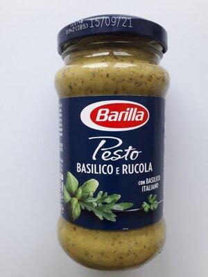 Продано: Соус Barilla pesto Basilico e Rucola, 190мл