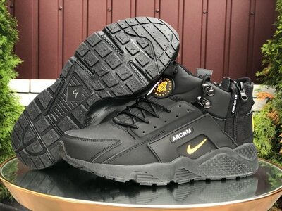 9969 Мужские зимние кроссовки Nike Huarache