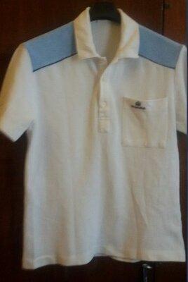 Мужская белая тенниска, футболка
