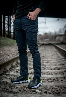 Штаны теплые Conqueror Intruder штаны брюки карго спортивные