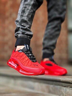 Мужские красные кроссовки nike air max 720-818