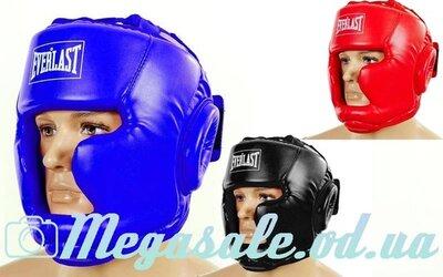 Шлем боксерский с полной защитой Elast 3954 шлем бокс 3 цвета, S/M/L