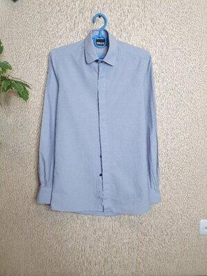 Стильная, качественная рубашка DKNY , оригинал, 100% хлопок
