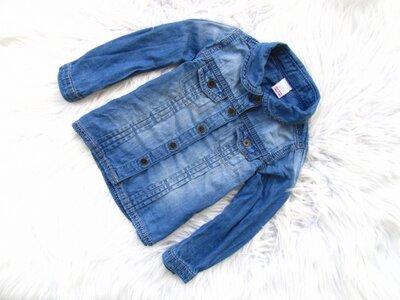 Качественная джинсовая рубашка Lc Waikiki