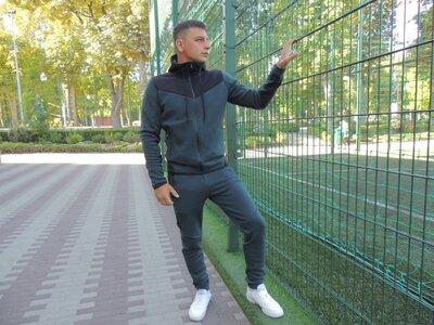 Спортивный костюм Мод. 434 размеры С М Л Хл Материал турецкая трехнить на флисе