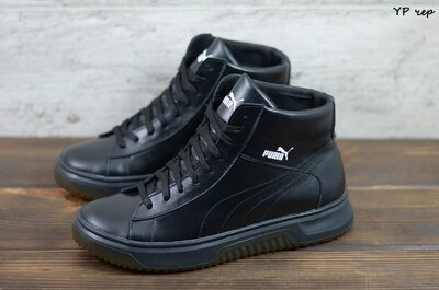 Продано: Мужские зимние кроссовки Puma Leather Fur | 40-45.