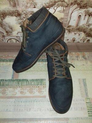 Ботинки кожаные полностью деми Viko