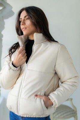 Теплая Куртка Из Экокожи, Количество ограничено, жіноча тепла куртка