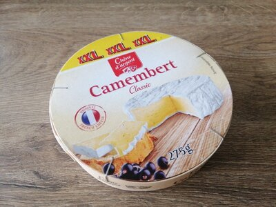 Ser Camembert - Chene Dargent - kalorie