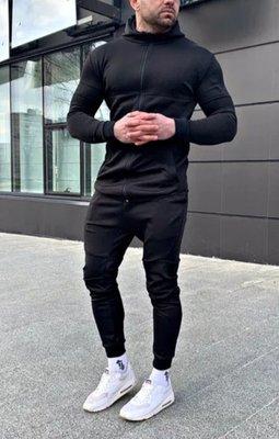 Брендовый, спортивный, мужской костюм из худи и джаггеров. ASOS