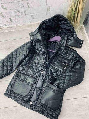 Продано: Куртка на мальчика-подростка демисезонная