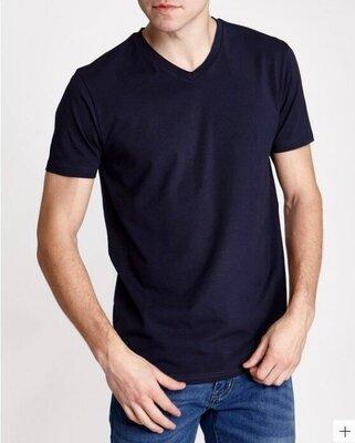 Классическая мужская футболка от dunnes stores из англии, размеры хс,с