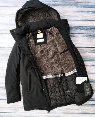Продано: Стильная мужская зимняя куртка,парка,качество отличное ,см.замеры в описании