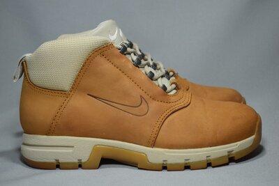 Nike Air Source ботинки кожаные. Оригинал. 40 р./25 см.