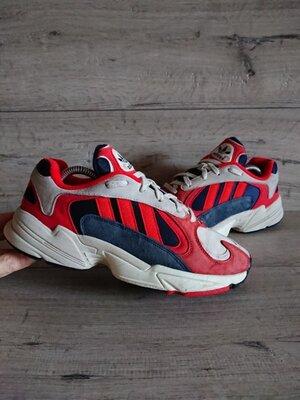 Кроссовки Адидас Adidas Originals Yung 1 41-42р 26,5 см оригинал