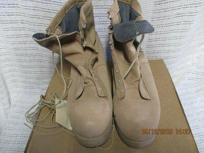 Ботинки, берцы армейские Wellco Temperate weather Gore-Tex БЦ - 043 50 - 51 размер
