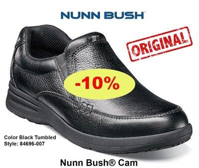 SALE-Туфли Nunn Bush® Cam original 84696-007