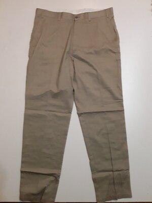 Фирменные хлопковые брюки штаны 36р