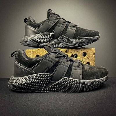 Мужские кроссовки yike black