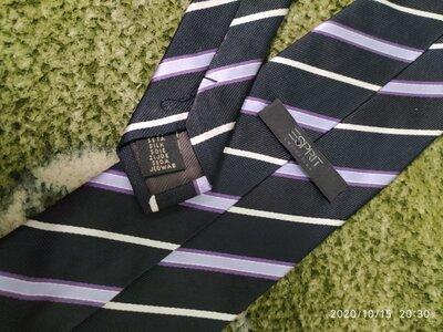 Esprit крутой шелковый галстук,