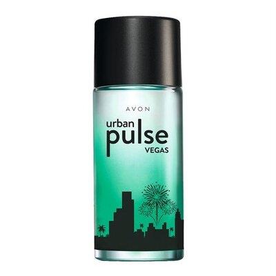 Avon Urban pulse vegas, туалетная вода, 50 мл
